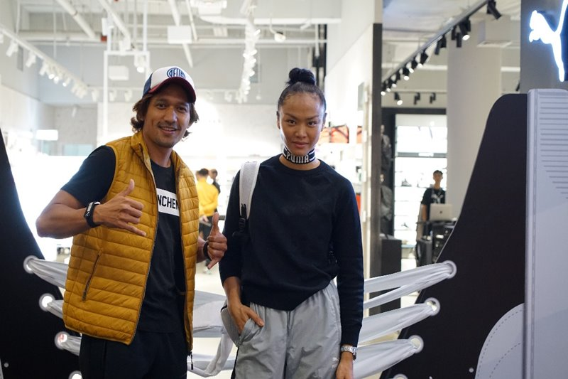 """""""Desain dari gerai terbaru ini menggambarkan dengan jelas komitemen PUMA  untuk menyediakan footwear dan apparel untuk siapapun yang ingin menjadi ... 706b896dab"""