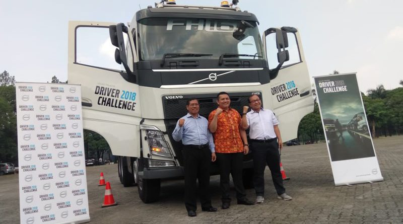 2018 Volvo Truck >> Kompetisi Adu Irit Truk Ala Volvo Truck Indonesia Dapurpacu Id