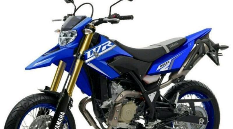 Bocor, Yamaha Indonesia Produksi Trail 150 Cc