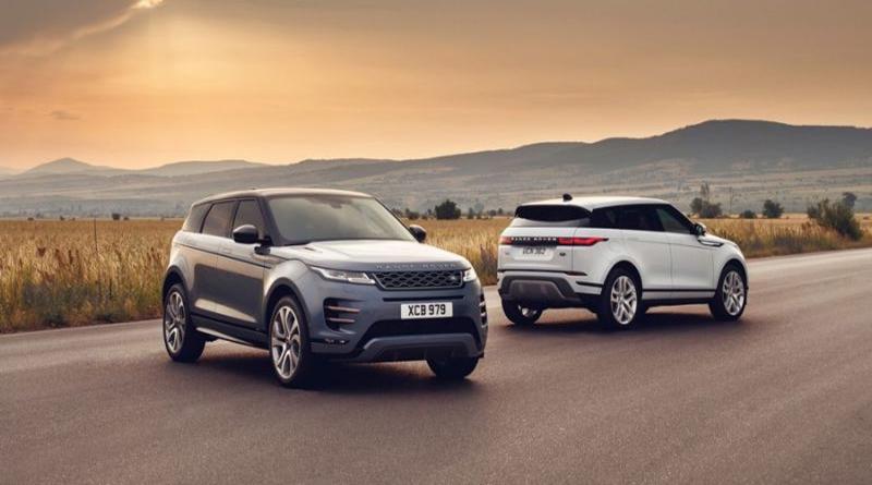 New Range Rover >> New Range Rover Evoque Lebih Lega Dan Kaya Teknologi Canggih