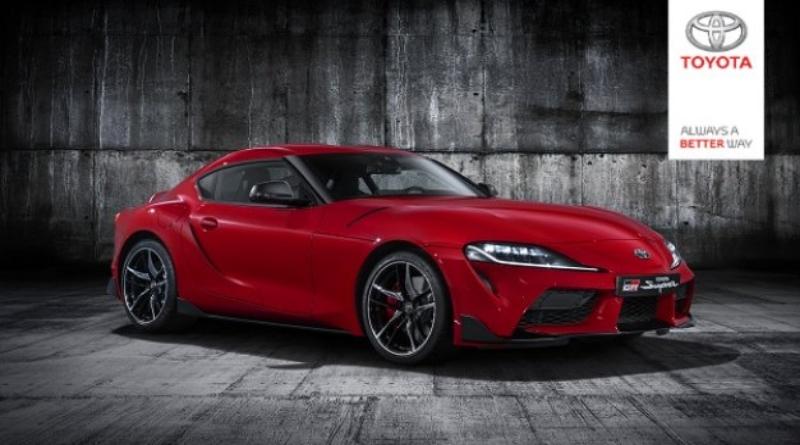 Toyota Supra 2018 >> Belum Juga Meluncur Toyota Supra Sudah Habis Dipesan
