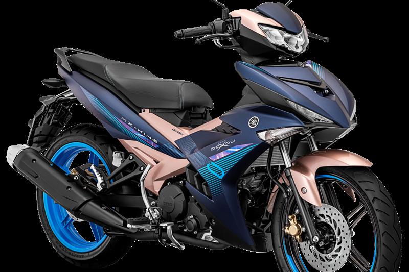 Yamaha Luncurkan Aerox-MX King Berjubah 'Doxou' | dapurpacu.id