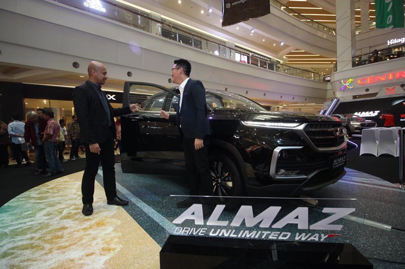 Cortez Auto Sales >> Wuling Almaz Bergelimang SPK, Inden Gak Lama | dapurpacu.id