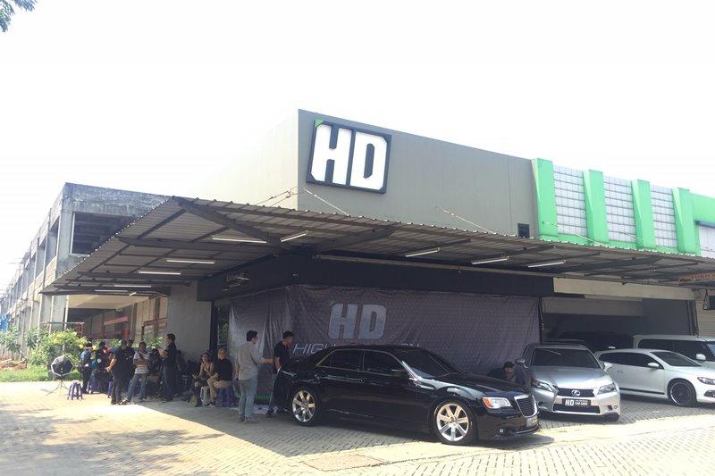 Hd Car Care Hadir Di Sentra Bisnis Bos Jakarta Utara Dapurpacu Id