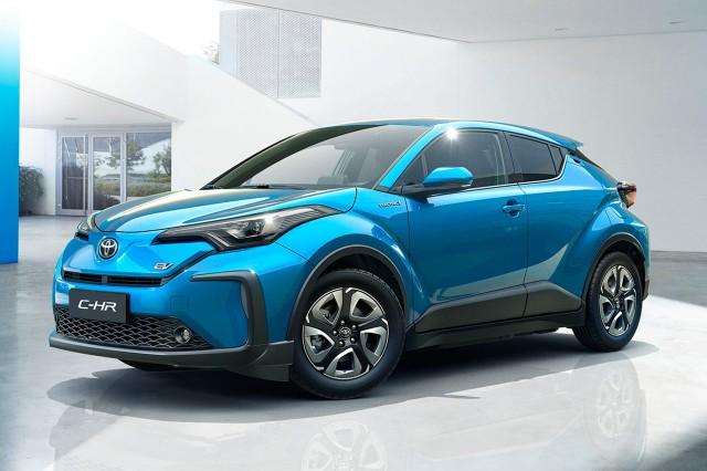 H R Auto >> Tunggu Sengatan Toyota C Hr Tahun Depan Dapurpacu Id