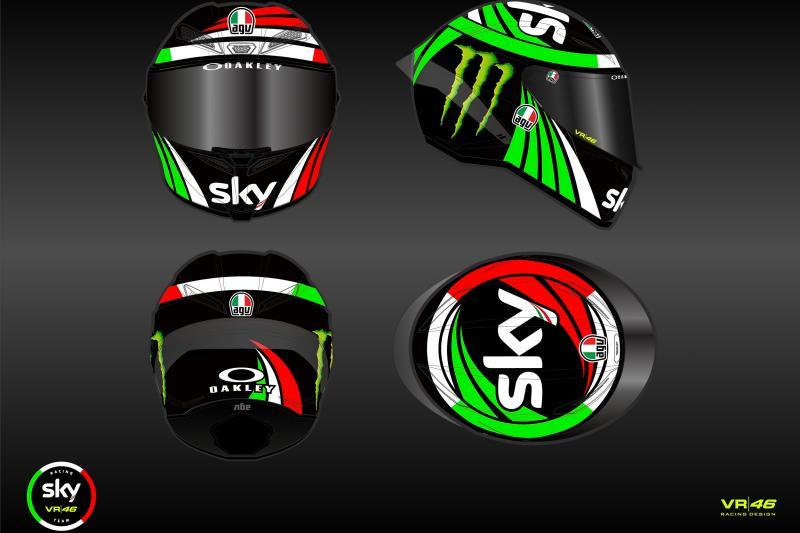 Sky Racing Team Vr46 Gunakan Livery Khusus Di Mugello Dapurpacu Id