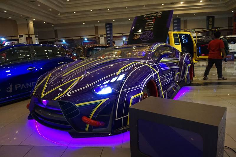 Modif Mobil Antik Indonesia