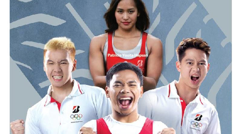 Keoptimisan Tim Bridgestone Indonesia di Olimpiade Tokyo ...