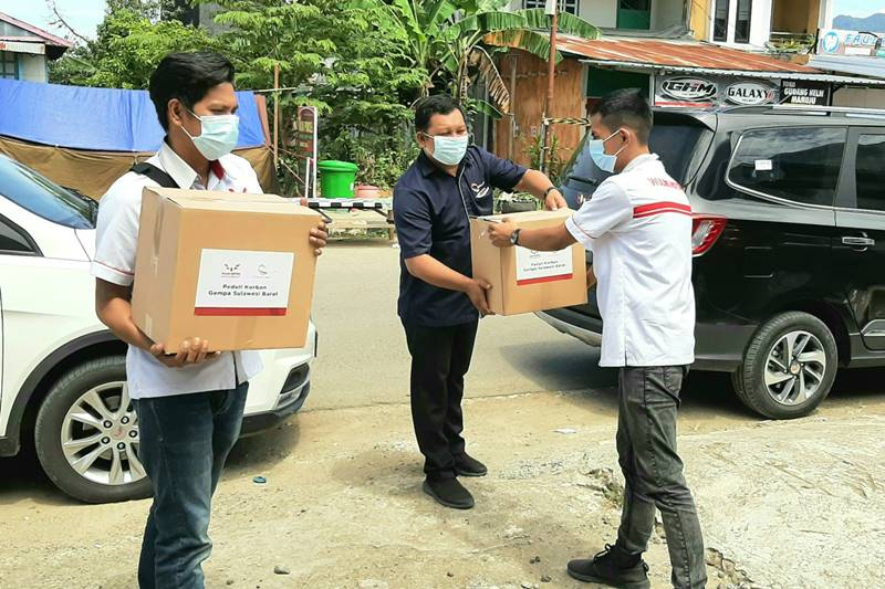 Wuling And Kumala Group S Efforts To Help Sulawesi Earthquake Victims